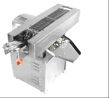 Strip De-Foiler Machine